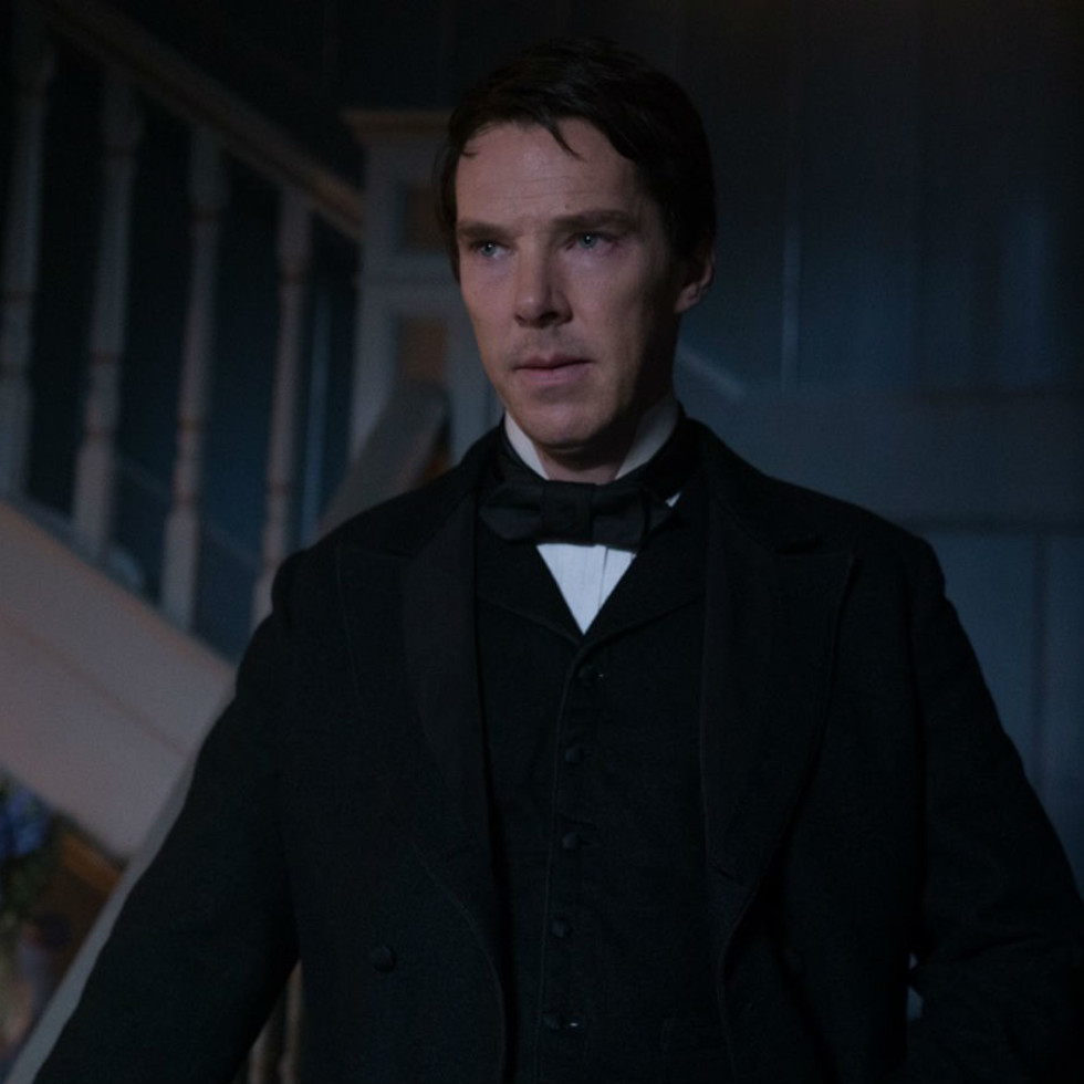 Benedict Cumberbatch in The Current War
