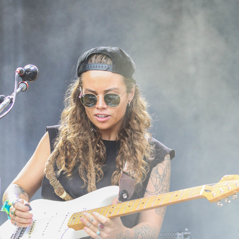 Austin City Limits Festival ACL Fest 2017 Weekend Two Tash Sultana