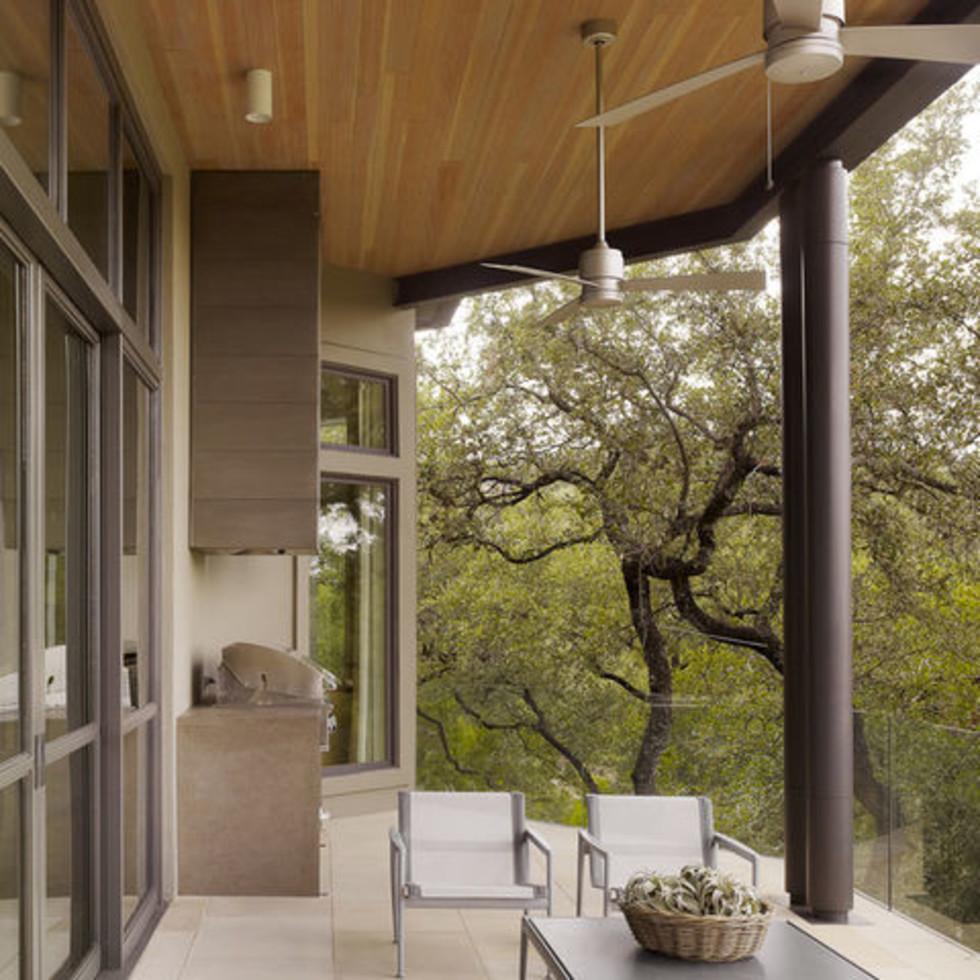Tuscan home makeover Austin