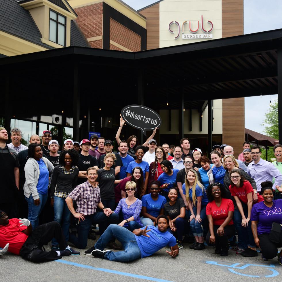 Fundraising team in Forsyth, Georgia