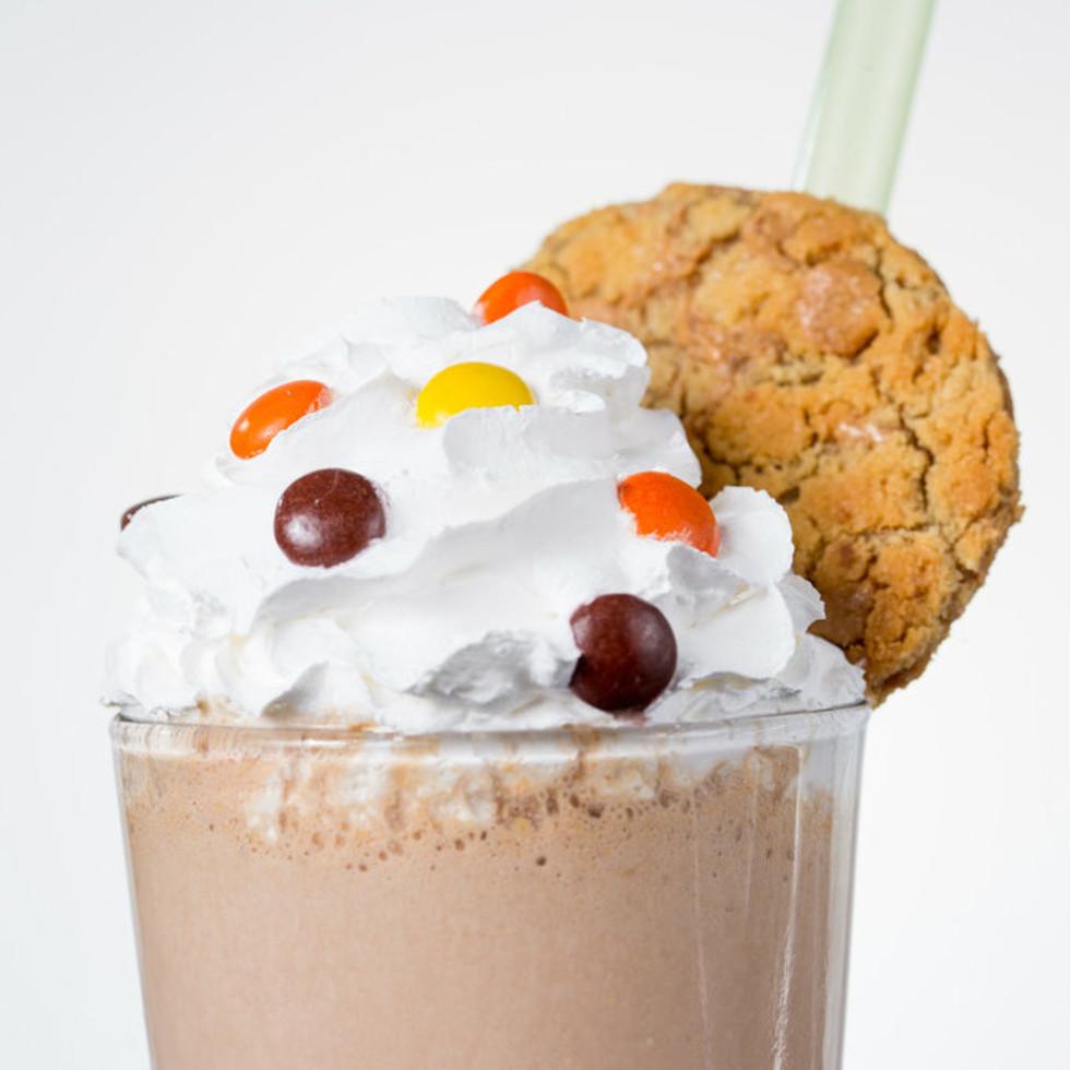 ET Drunk Dial alcoholic milkshake