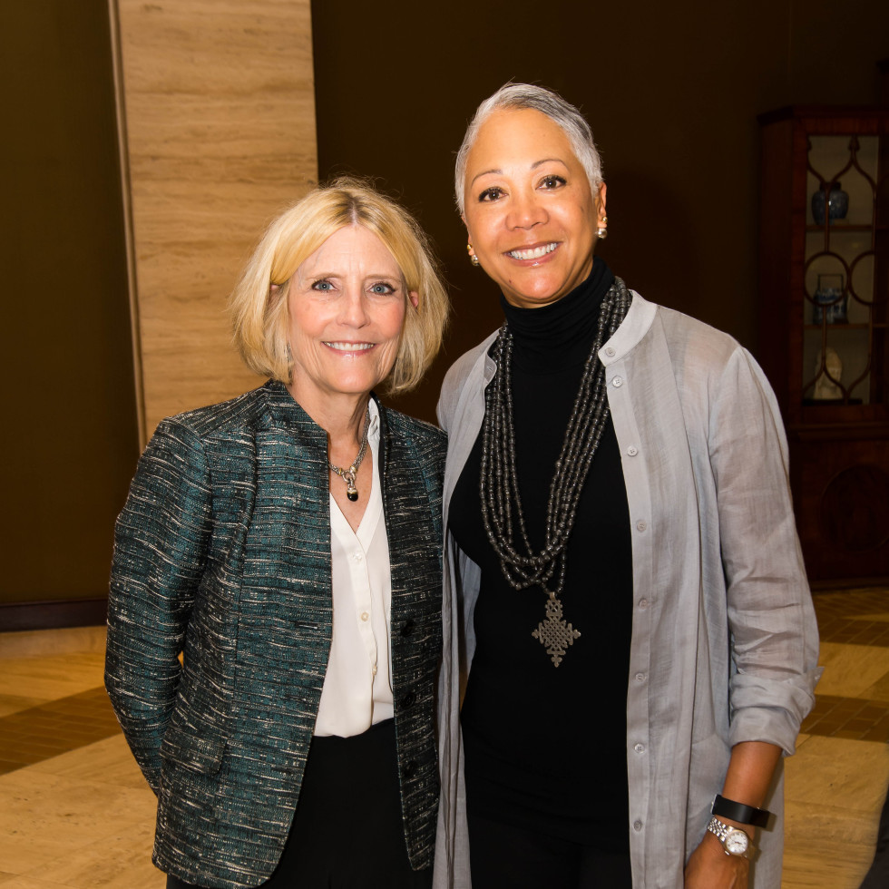 Connie O'Neill, Tracey Nash-Huntley, Trailblazer