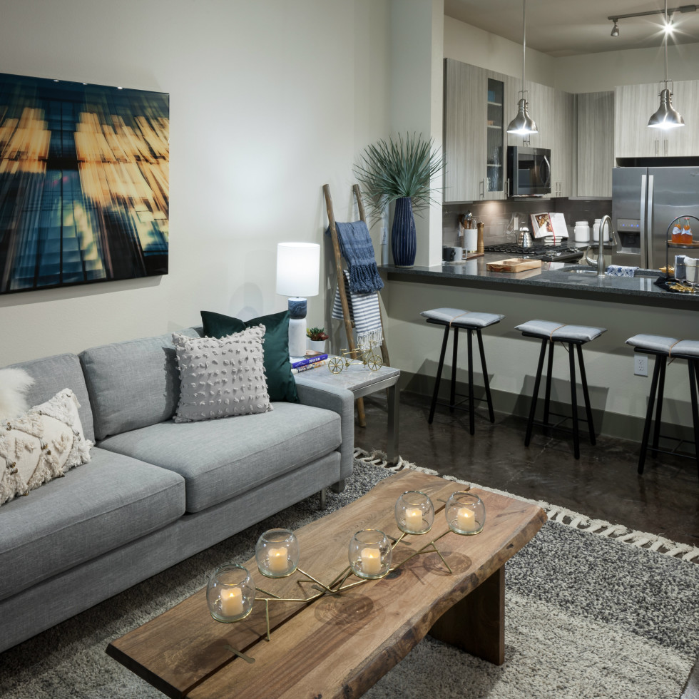 Alexan Crossings apartments Richardson
