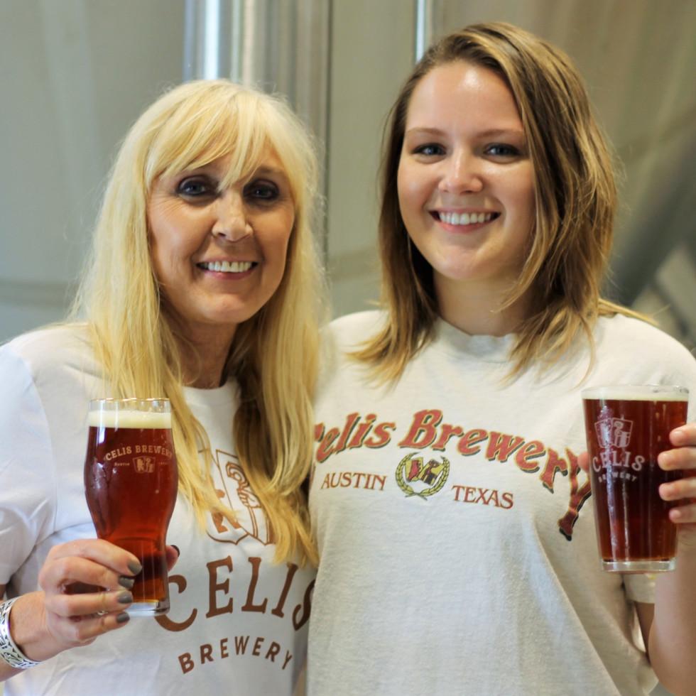 Celis Brewery Christine Celis Daytona Camps