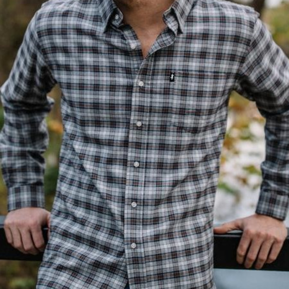 Texas Standard flannel shirt,