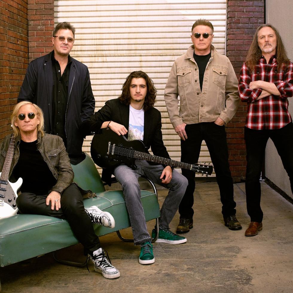 Eagles band 2017 lineup