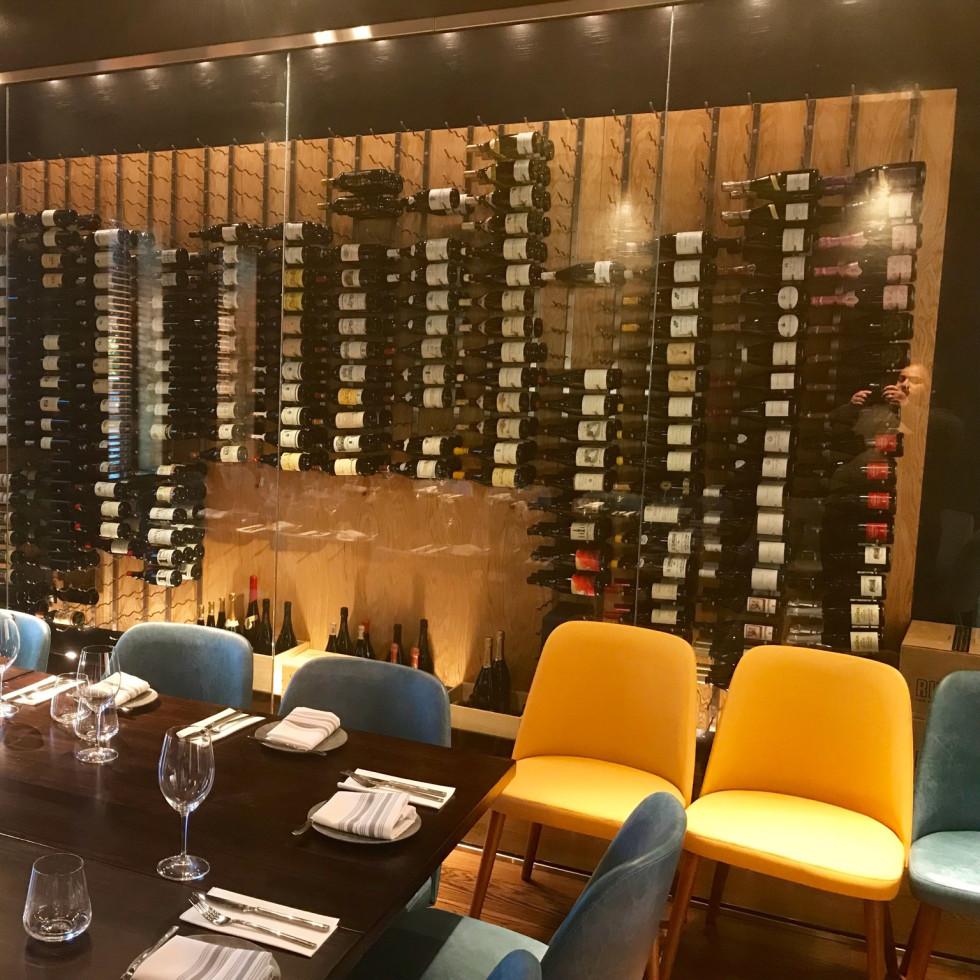 Doris Metropolitan private dining room