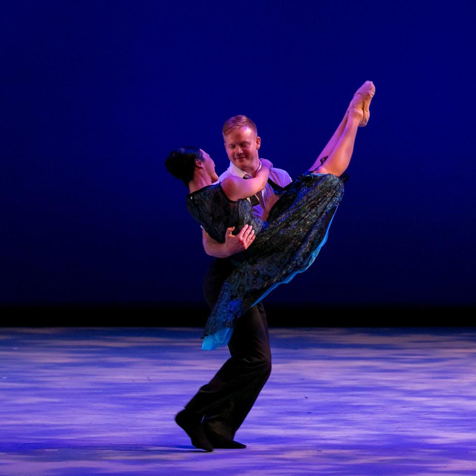 Bruce Wood Dance presents Love, Bruce: A Valentine Cabaret