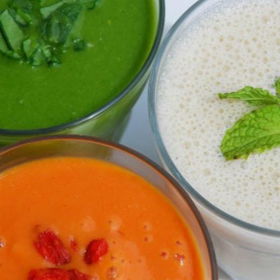 Elixirs at Be Raw Food and Juice in Dallas