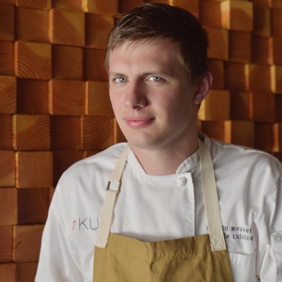 Martin Weaver KUU restaurant