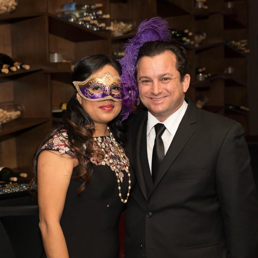 GHRA Golden Fork Gala Ofelia Dominic Laurenzo
