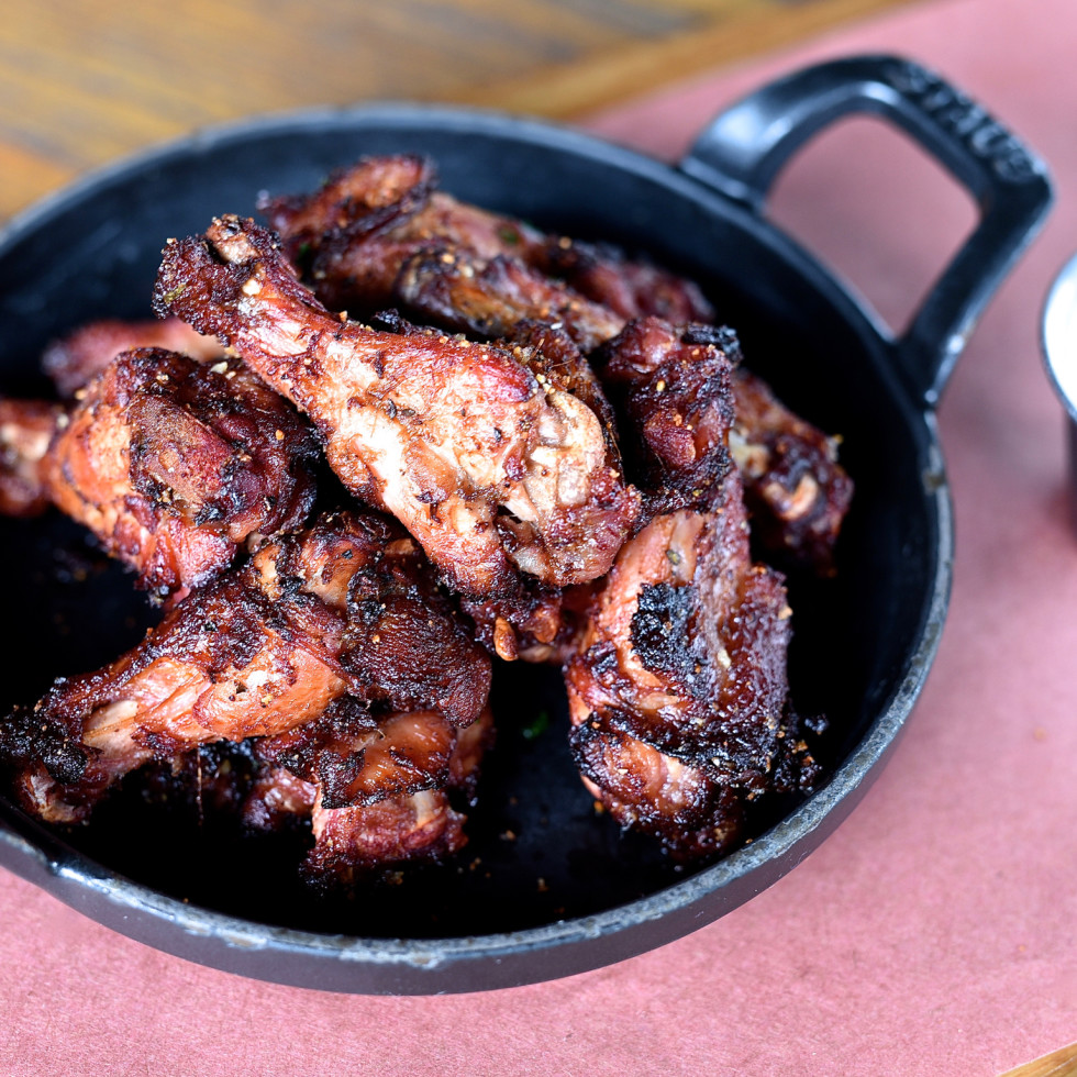 Killen's STQ jerk chicken wings