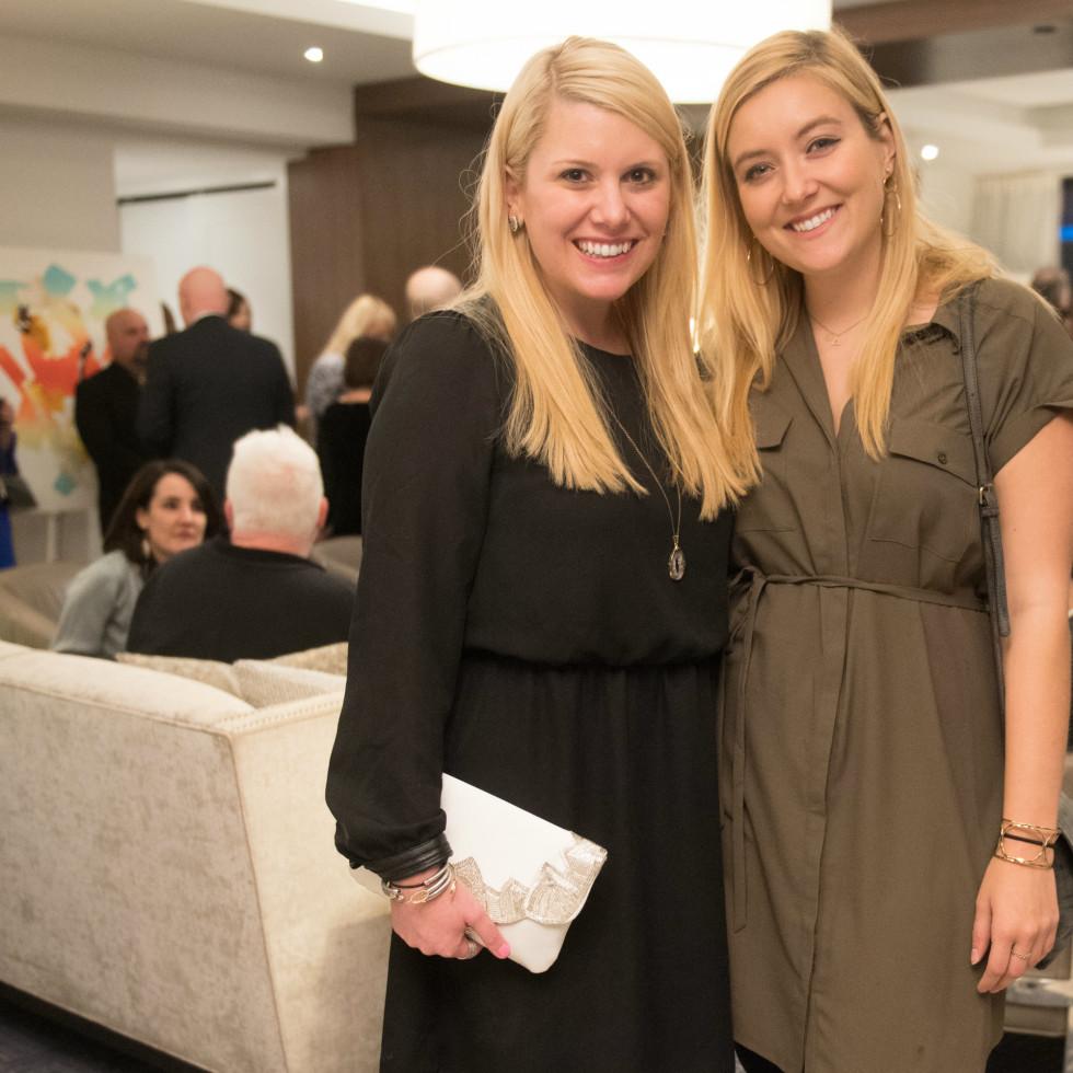 Emily Wilkinson, Natalie Harms