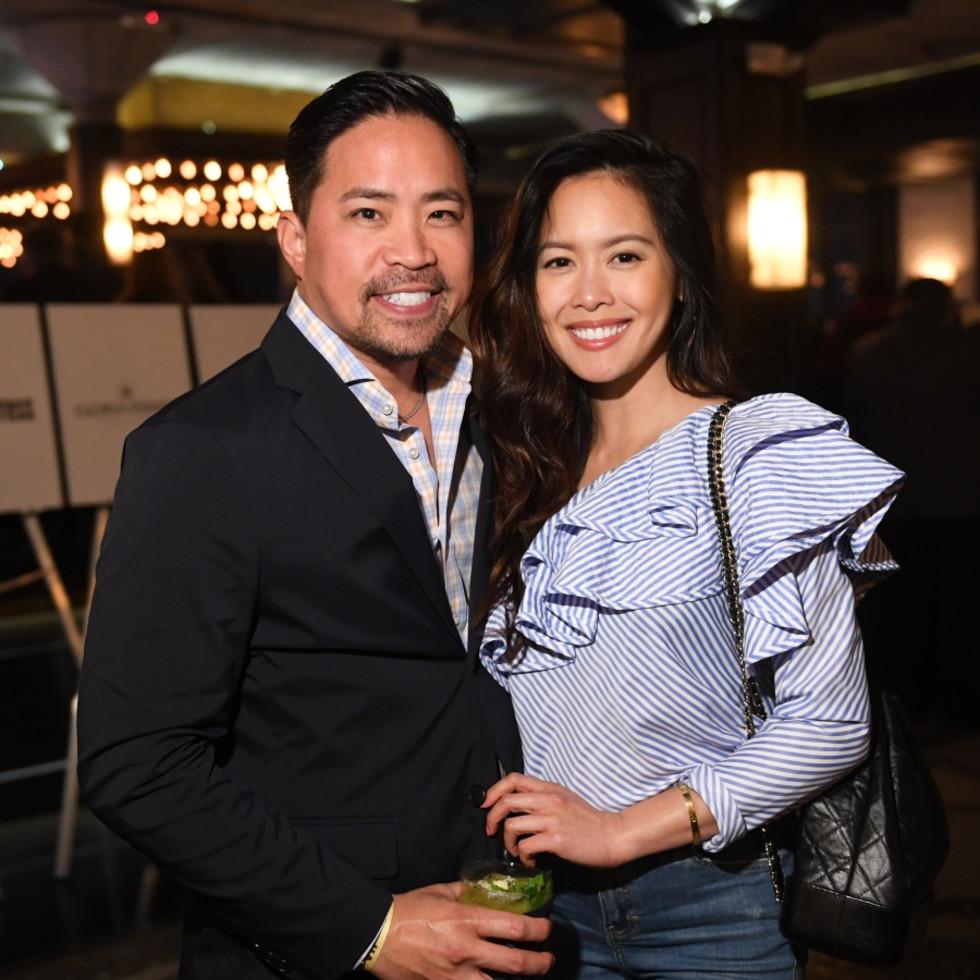 Houston, Truffle Masters, January 2018, Richard Truong, Christine Nguyen