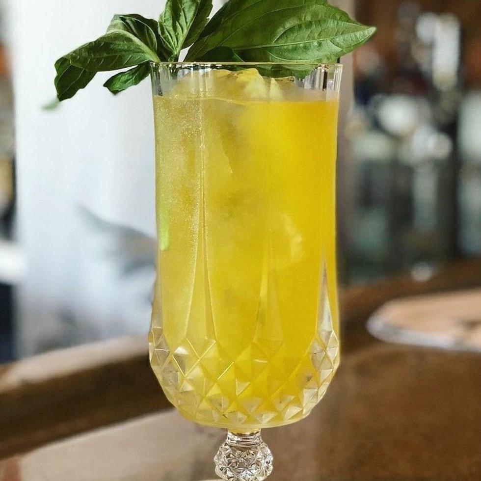 Regalo cocktail Bacardi Legacy Chris Morris