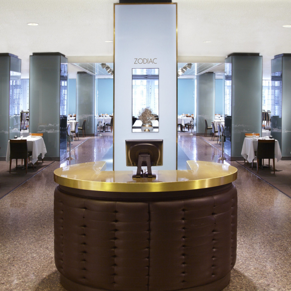 The Zodiac at Neiman Marcus