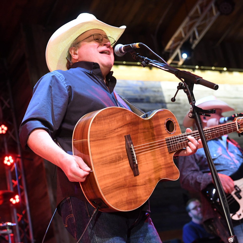 Houston, Kick Up Your Boots for Kids event, February 2018, Mark Chesnutt