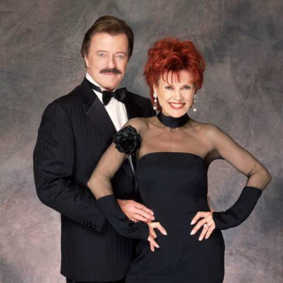 Robert Goulet and Vera Chochorovska Novak