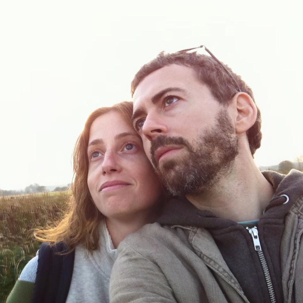Mind the Heart Project: Maya Gelfman and Roie Avidan