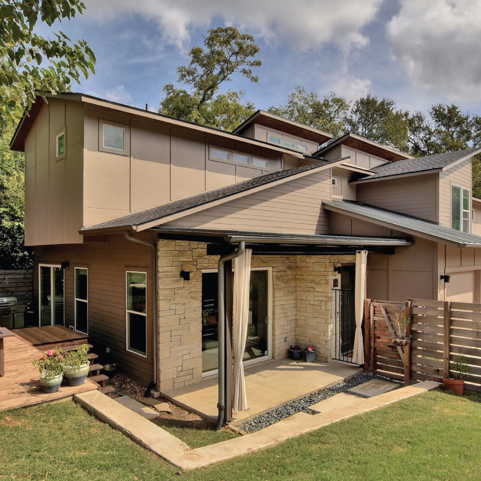 3913 Valley View Rd. Austin house for sale