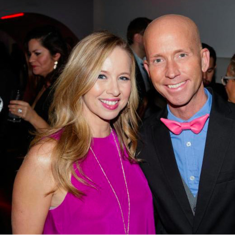 Holly Quartaro, Dr. Jason Stanford, Dallas_FGI Rising Star