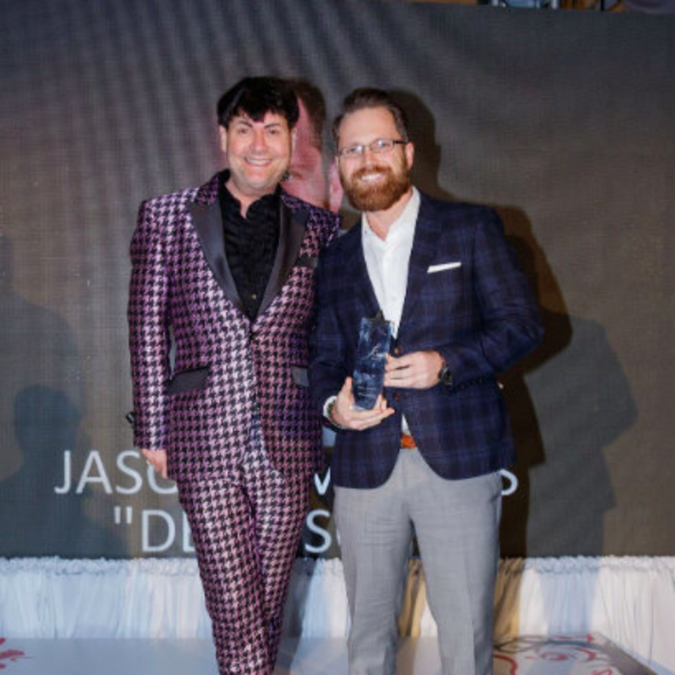 Steve Kemble & Jason Simmons, Dallas_FGI Rising Star