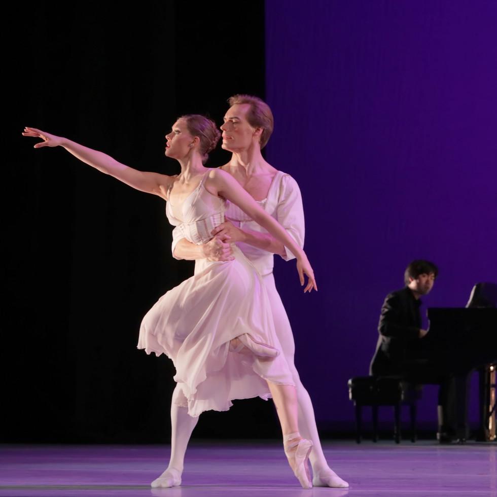 Seven Sonatas, Sean Chen, Texas Ballet Theater
