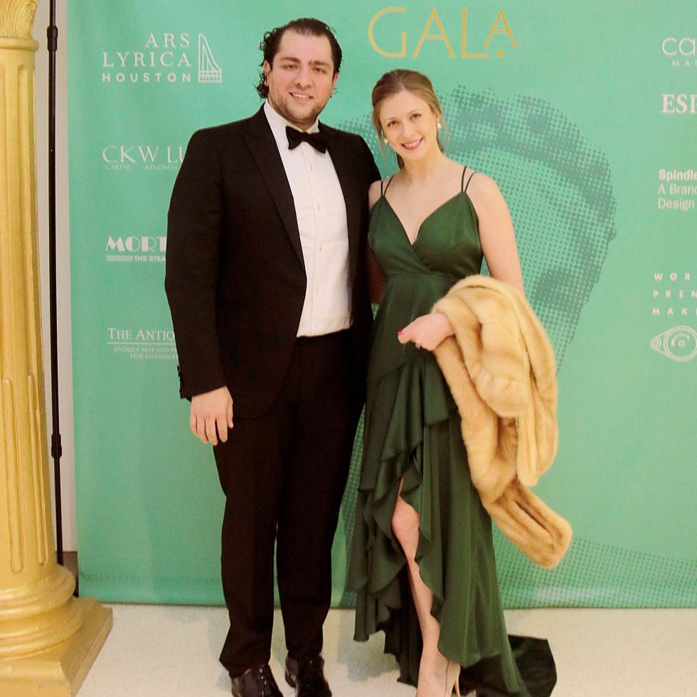 Guillermo Sierra, Tatiana Galitzine