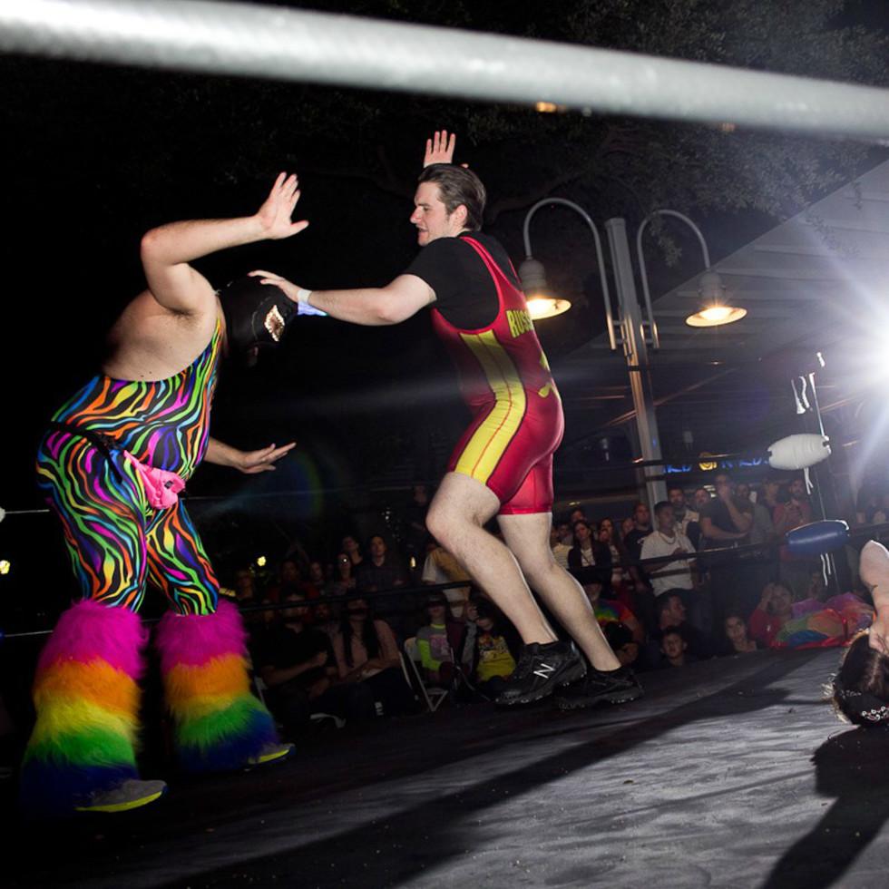 Weekend events Doomsday Wrestling