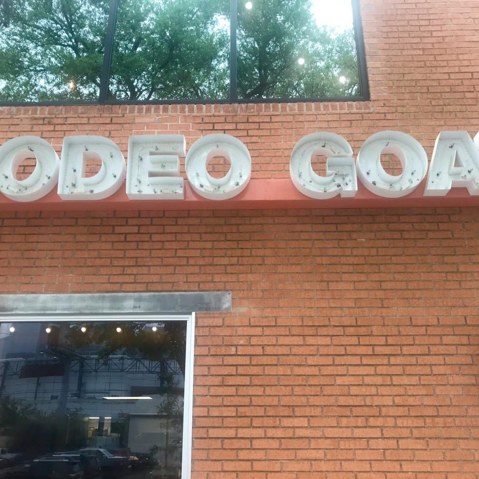 Rodeo Goat Houston exterior