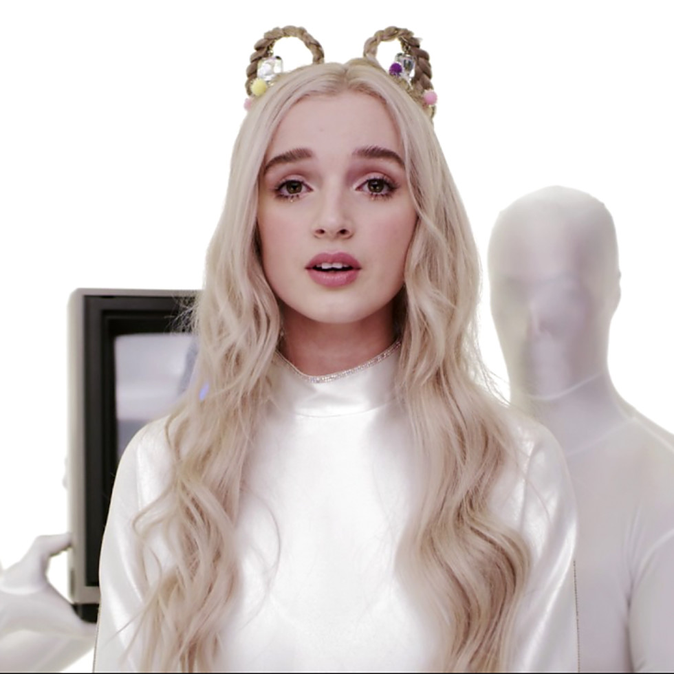 Poppy Youtube star