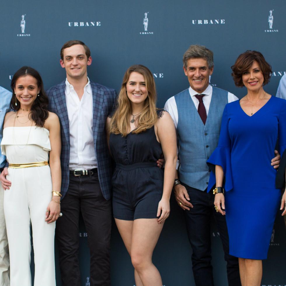 Nicky Florescu, Annabel Massey, Alex Florescu, Isabella Florescu, Nicholas Florescu, Dominique Sachse, William Lobkowicz