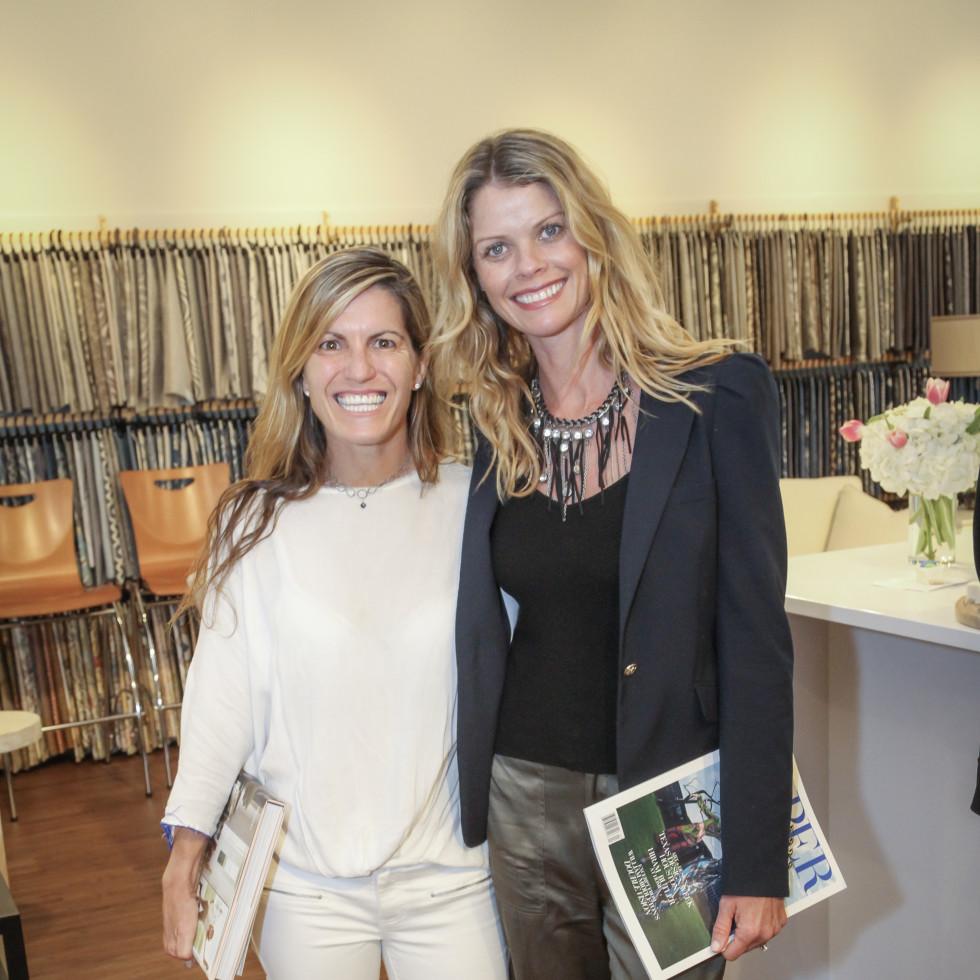 Design in Bloom Casey Brand and Leslie Pendegraft