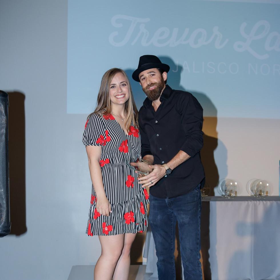 Dallas Tastemaker Awards 2018, Trevor Landry, Bartender of Year