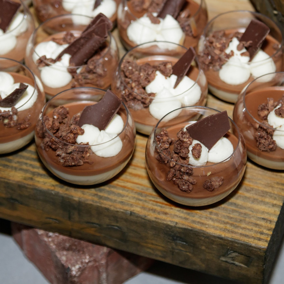 Dallas Tastemaker Awards 2018, desserts
