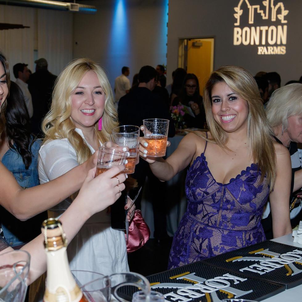 Dallas Tastemaker Awards 2018, Korbel Bubbly Bar
