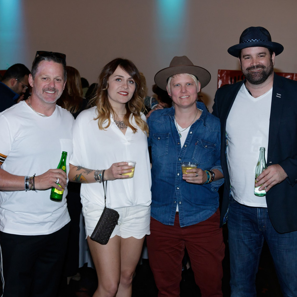 Dallas Tastemaker Awards 2018, Rob Morley, Heather Lawhon, Julie Campbell, Brian McCullough