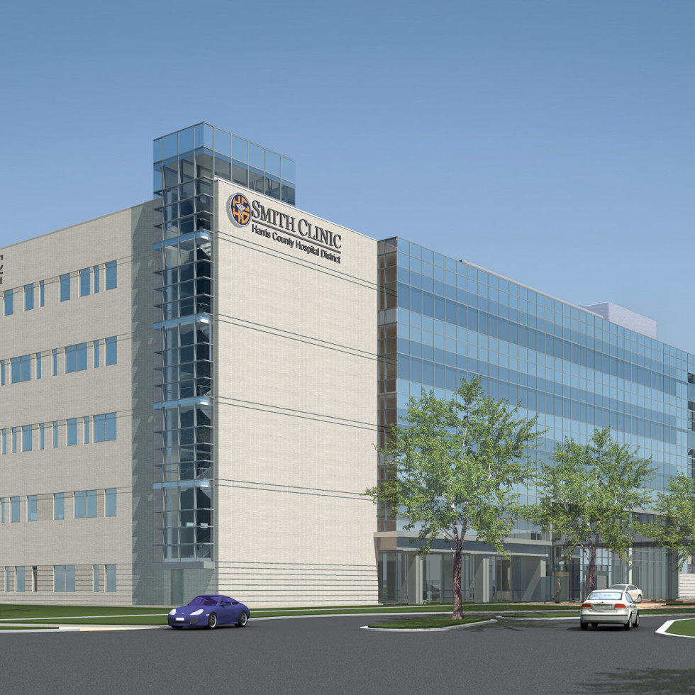 News_Smith Clinic_rendering