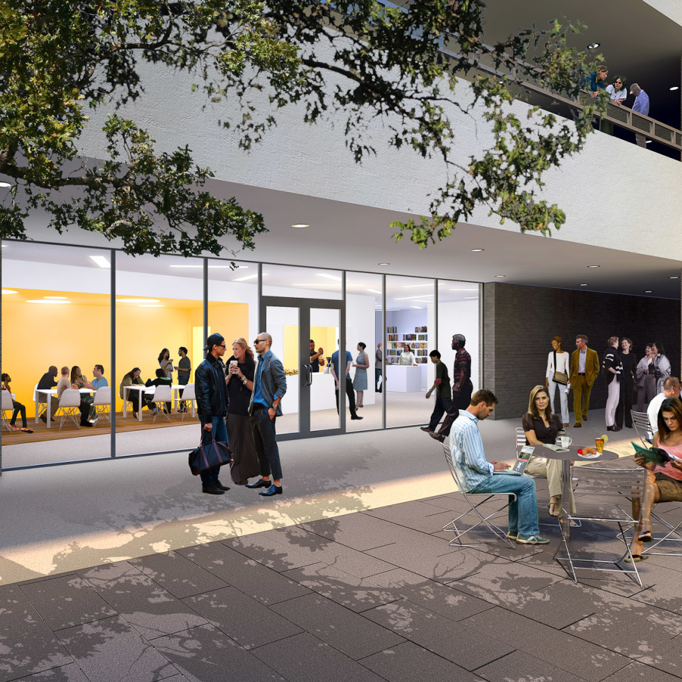 News_Blaffer building_cafe