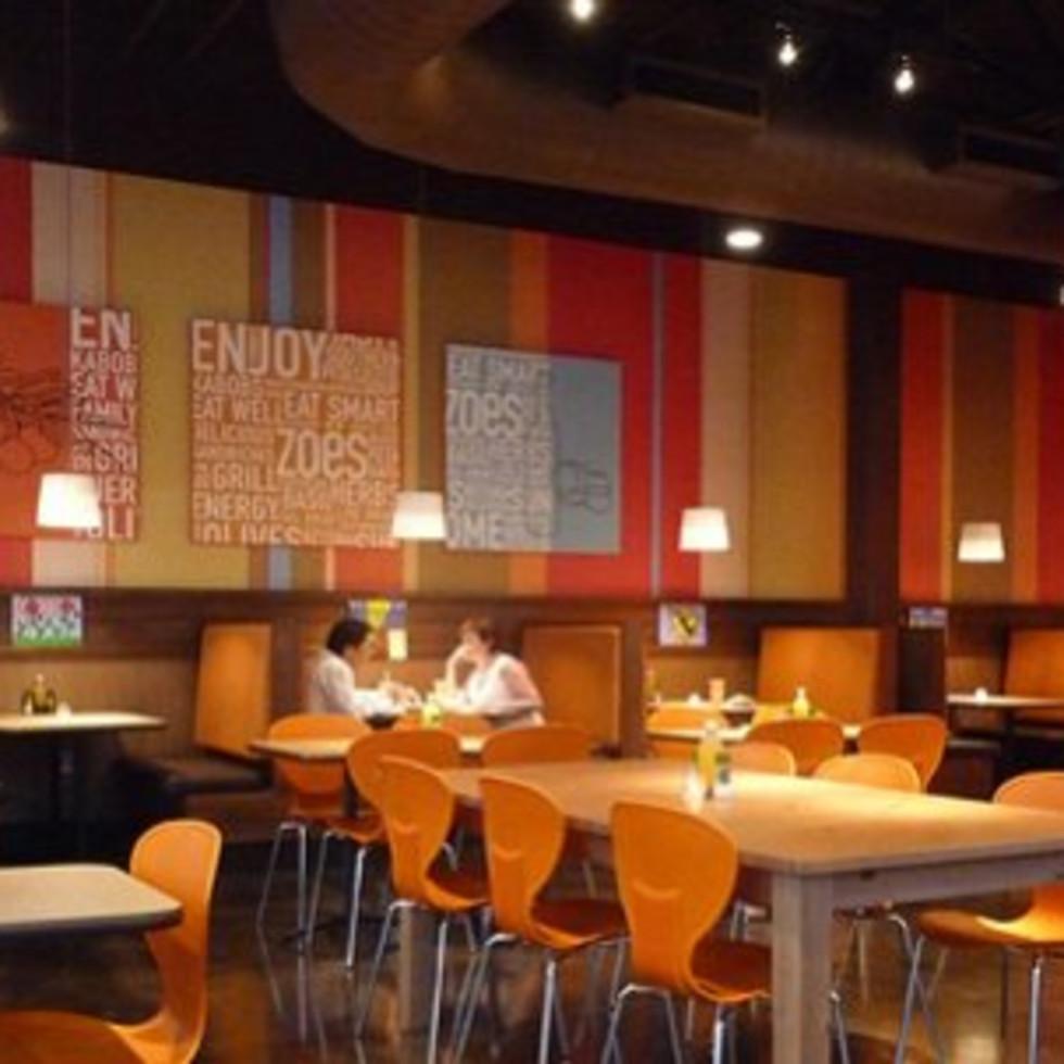 Austin Photo: Places_Food_zoes_kitchen_interior