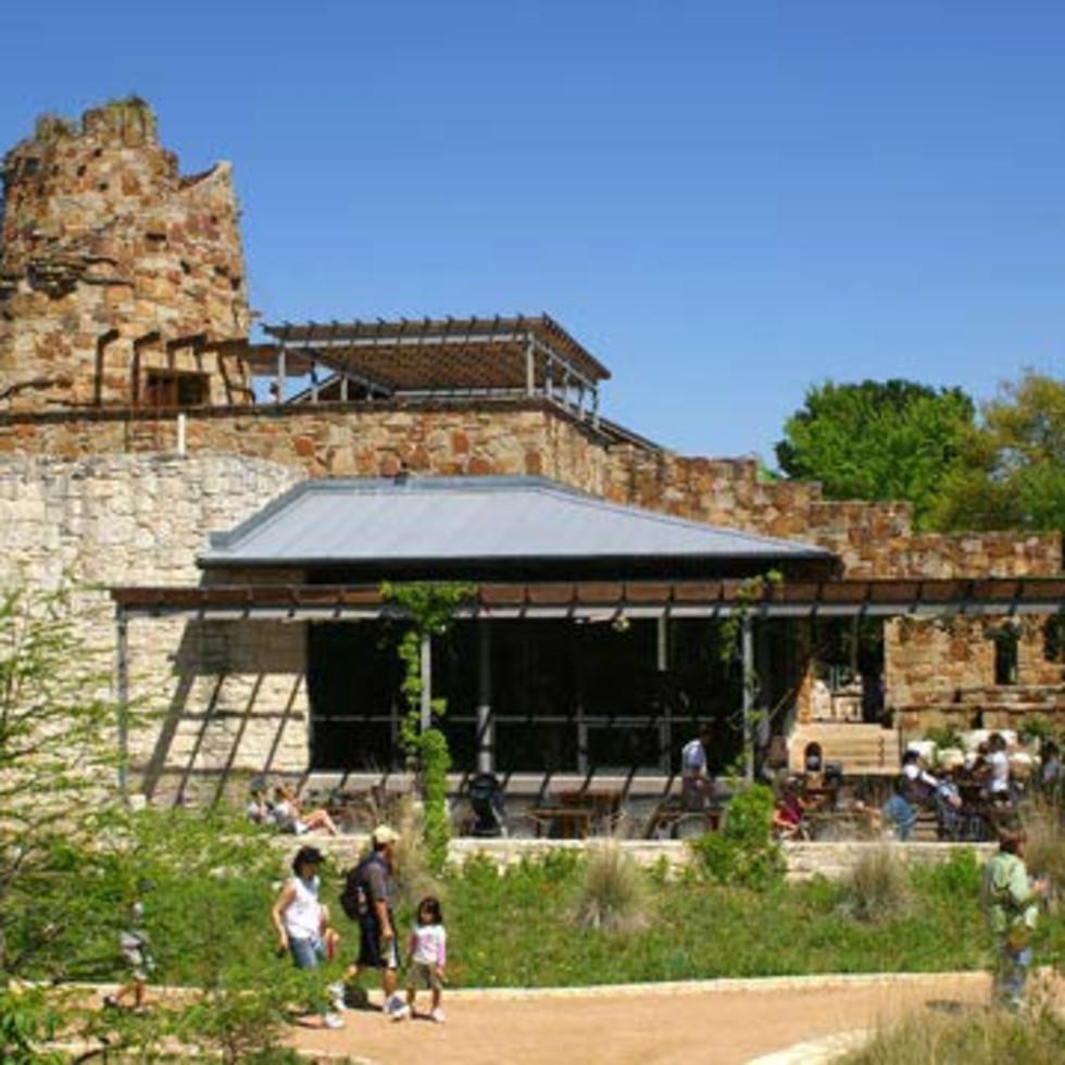Austin photo: Places_Arts_Lady_Bird_Johnson_Wildflower_Center_Exterior