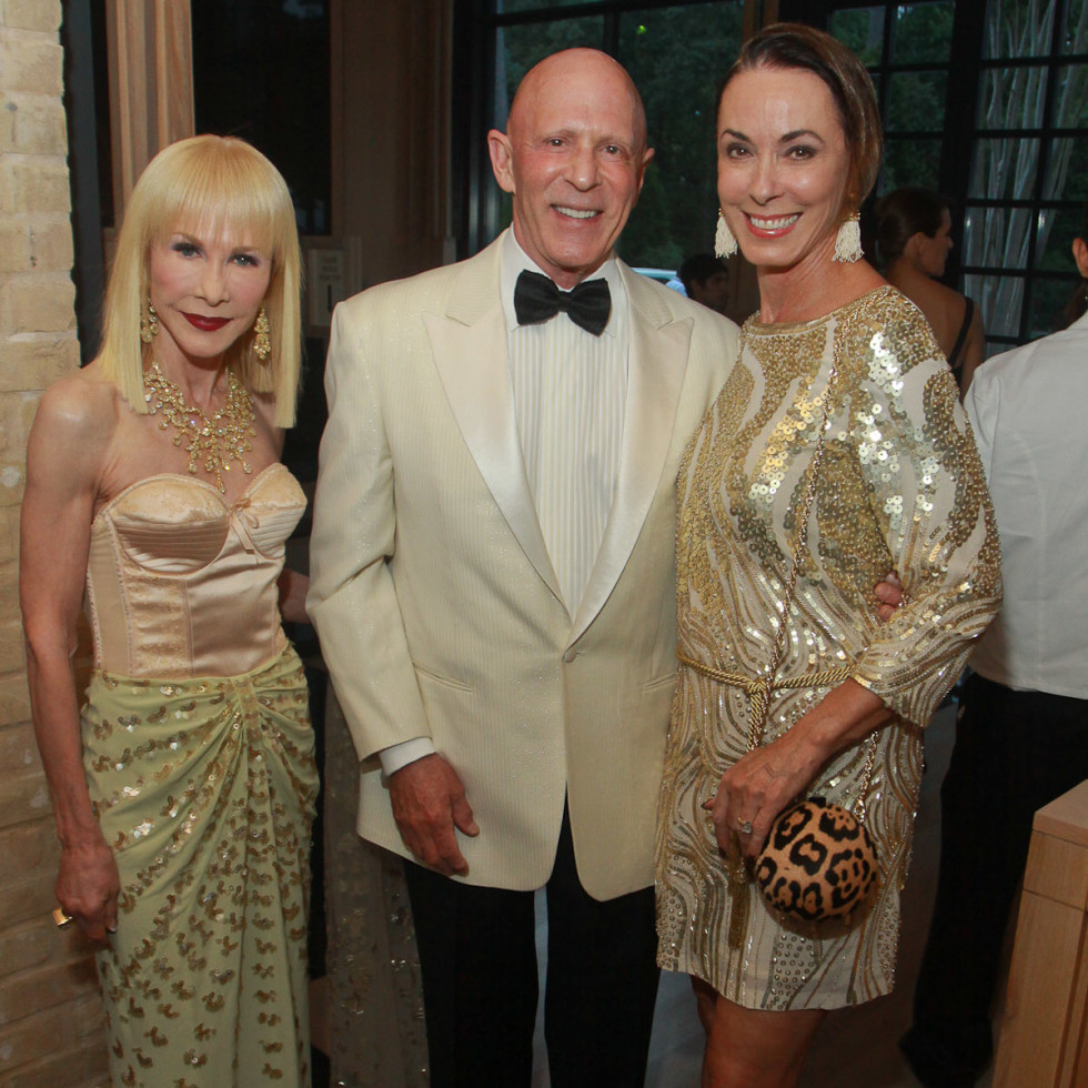 News_Dancing with Houston Stars May 2011_Diane Lokey Farb_Lester Smith_Sue Smith