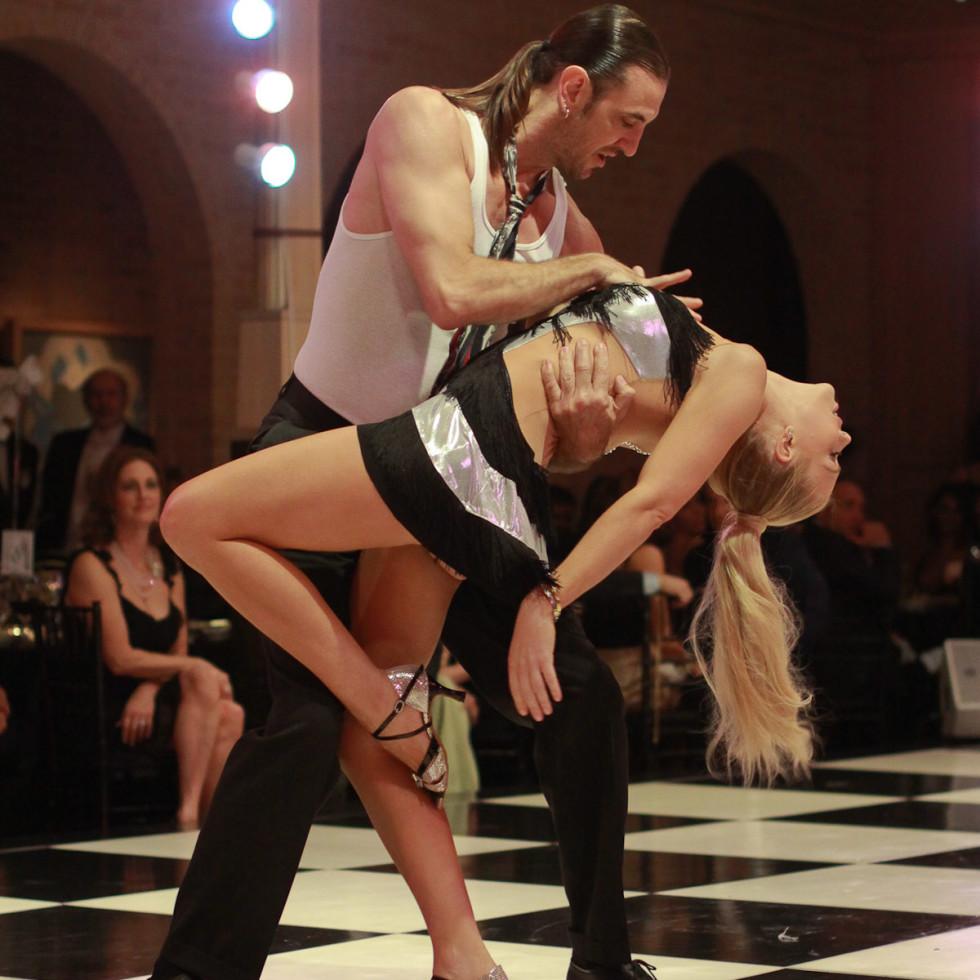 News_Dancing with Houston Stars May 2011_Joe Modlin_Lindsey Love