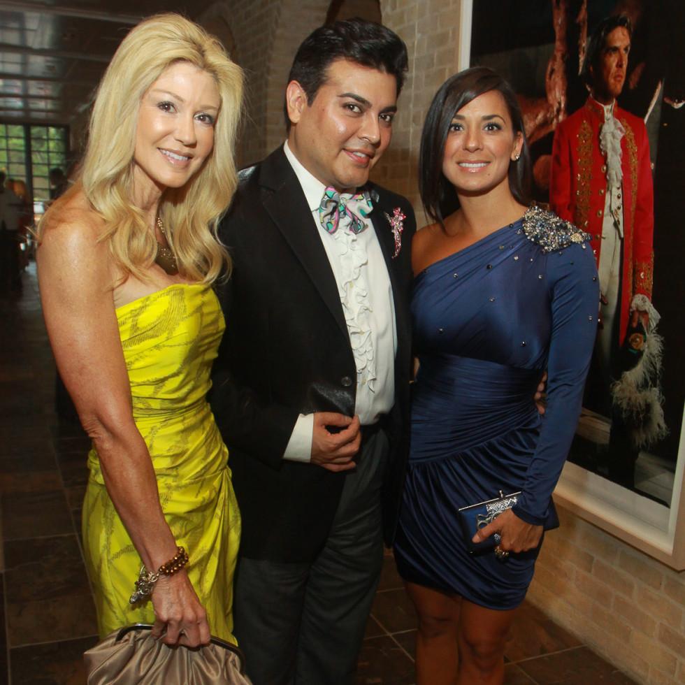 News_Dancing with Houston Stars May 2011_Patti Murphy_Edward Sanchez_Rachel Brown