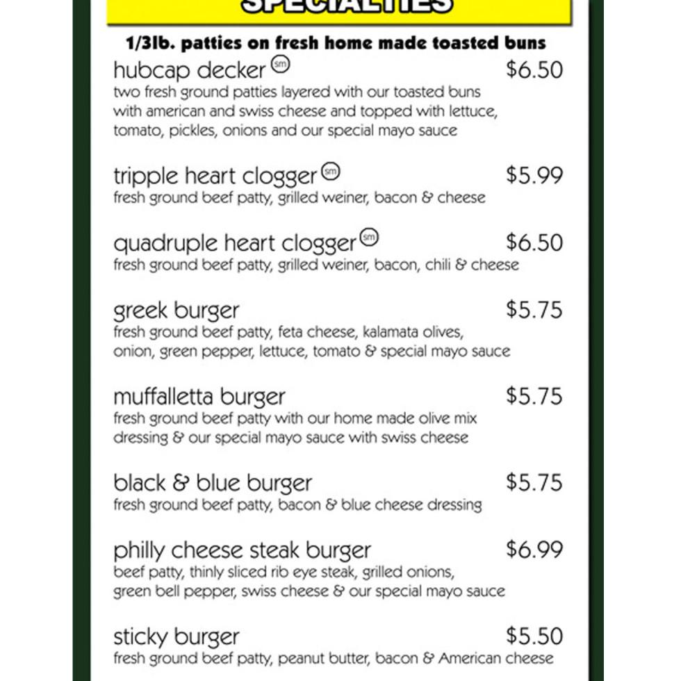News_Hubcap Grill_menu