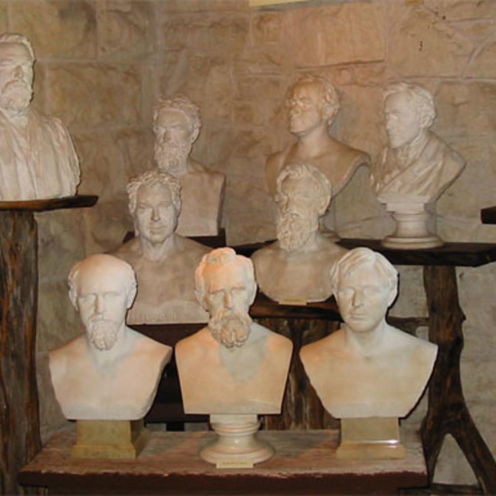 Austin photo: Places_Arts_Elisabet_Ney_Museum_Exhibit