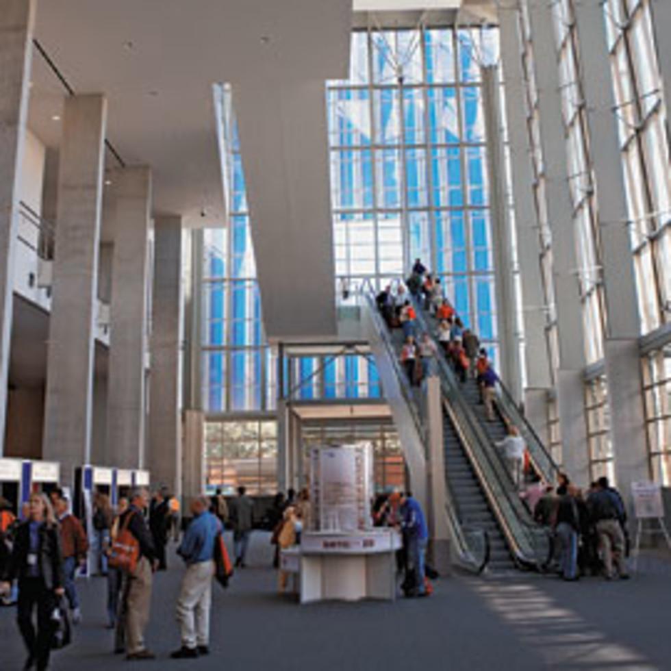 Austin photo: Places_Arts_Austin_Convention_Center_Interior