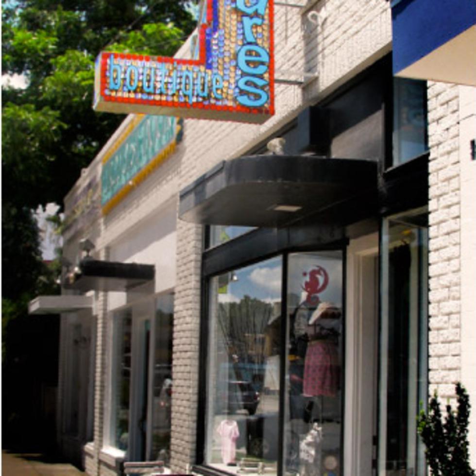 Austin Photo: Places_shopping_creatures_boutique
