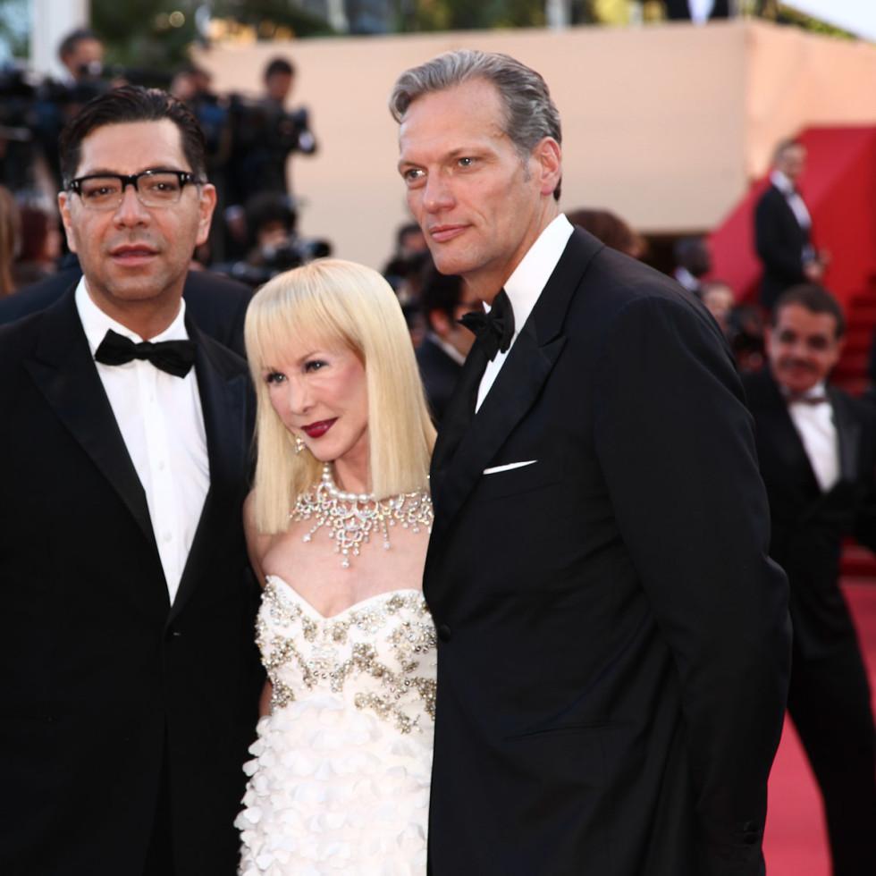 News_Cannes 2011_Ceron, Diane Lokey Farb_Marc Hruschka