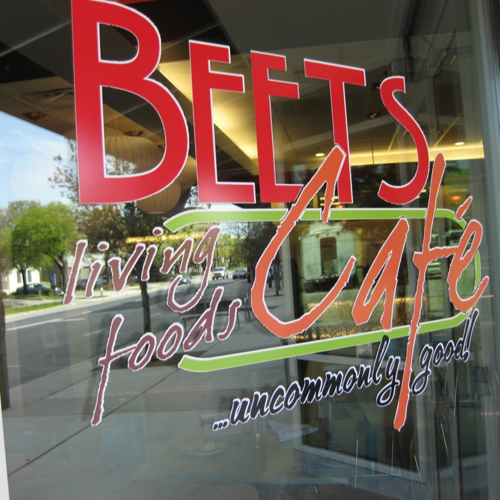 Austin photo: Places_Food_Beets Cafe_Exterior